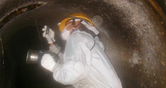 下水道管渠内調査